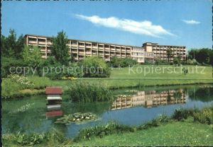 Bad Rothenfelde Sanatorium Teutoburger Wald  Kat. Bad Rothenfelde