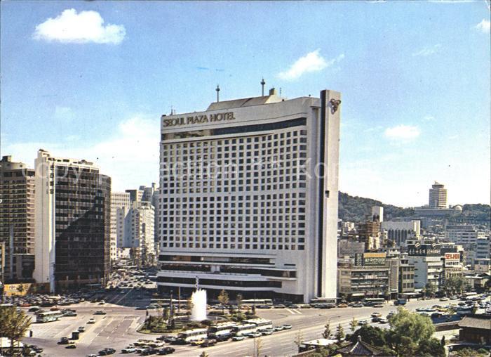 Seoul Plaza Hotel Kat. Seoul