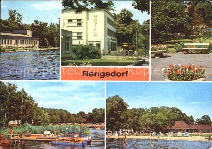 Rangsdorf Seebad Casino