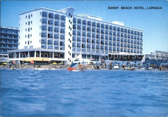 Larnaca Sandy Beach Hotel Kat. Larnaca Cyprus