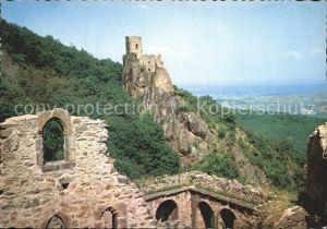 Ribeauville Haut Rhin Elsass Ruines de Giersberg Kat. Ribeauville
