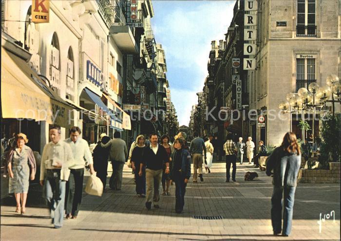 Bordeaux Rue Sainte Catherine Kat. Bordeaux