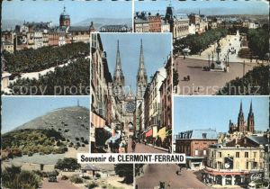 Clermont Ferrand Puy de Dome  Kat. Clermont Ferrand
