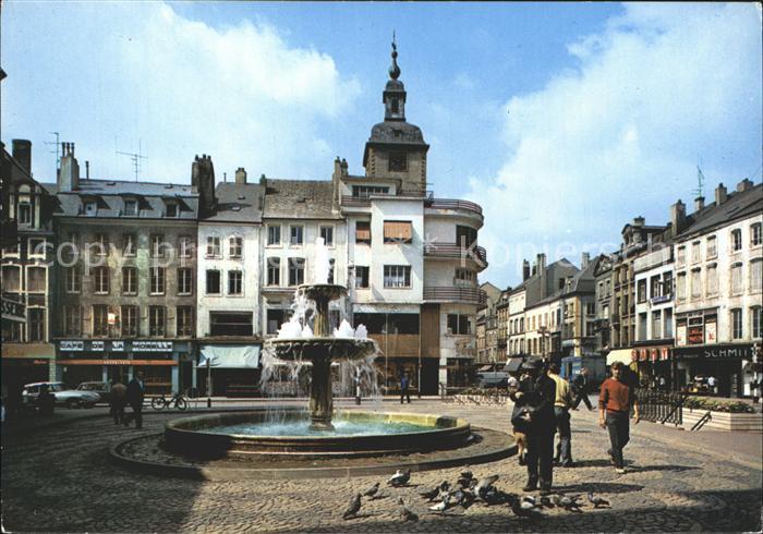 Thionville Place du Marche Kat. Thionville