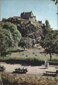 Edinburgh Edinburgh Castle Kat. Edinburgh