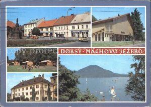Doksy Hirschberg See   Kat. Doksy