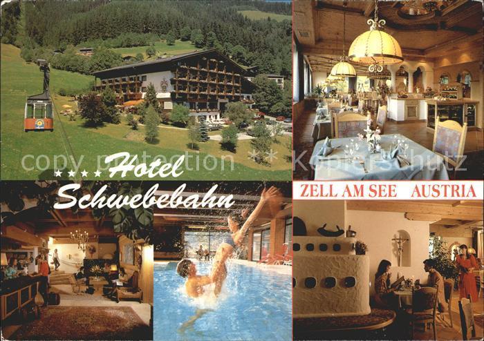 Zell See Hotel Schwebebahn Restaurant Kat. Zell am See
