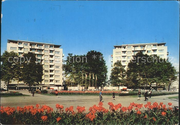 Szczecin Plac Grunwaldzki Kat. Szczecin Stettin