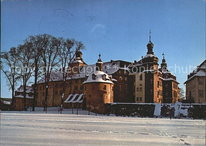 Bad Berleburg Schloss Berleburg Kat. Bad Berleburg
