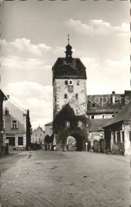 Vilseck Oberpfalz Vogelturm Kat. Vilseck