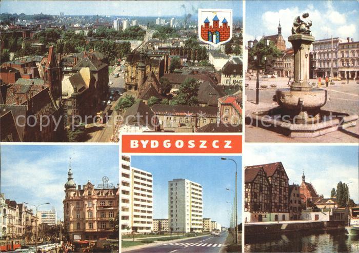 Bydgoszcz Pommern  Kat. Bromberg Bydgoszcz