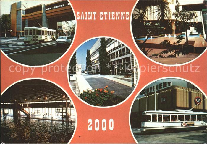 Saint Etienne Loire  Kat. Saint Etienne