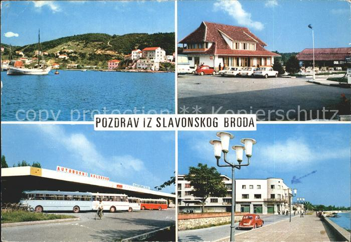 Slavonski Brod  Kat. Slavonski Brod