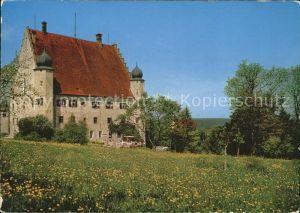 Eggersberg Oberpfalz Schloss Eggersberg Kat. Riedenburg