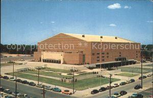 Des Moines Iowa Veterans Memorial Auditorium Kat. Des Moines