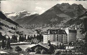 Gstaad Royal Hotel Kat. Gstaad
