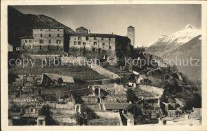 Bellinzona Castello d Uri Pizzo Claro Kat. Bellinzona