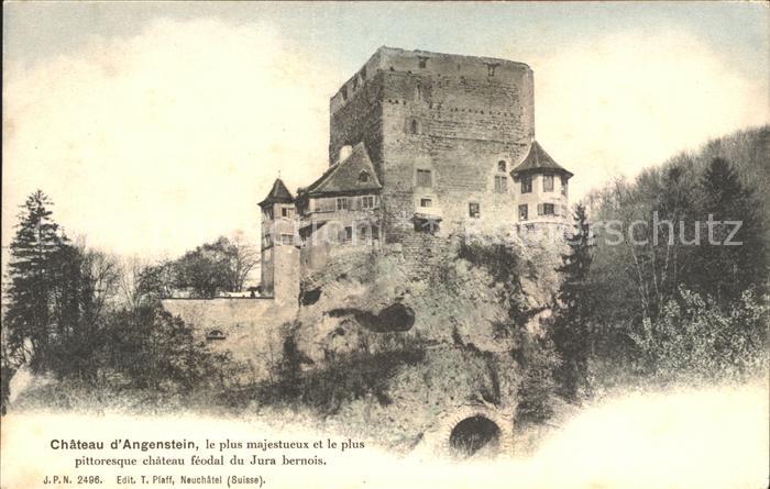 Bild zu Duggingen Chateau...