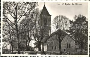 St Legier La Chiesaz Kirche Kat. St Legier La Chiesaz