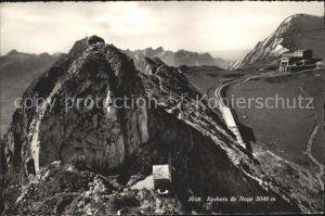 Rochers de Naye Hotel Bergbahn Kat. Rochers de Naye