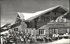 Lenk Simmental Gasthaus Buehlberg Kat. Lenk Simmental