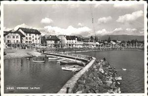 Versoix Port Kat. Versoix