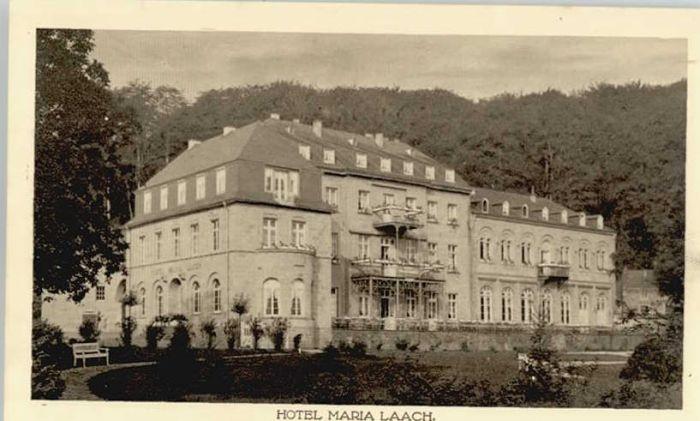 Maria Laach Glees Maria Laach Eifel Hotel Maria Laach * / Glees /Ahrweiler LKR