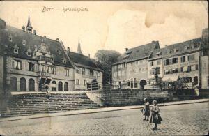 Barr Bas-Rhin Rathausplatz x / Barr /Arrond. de Selestat-Erstein
