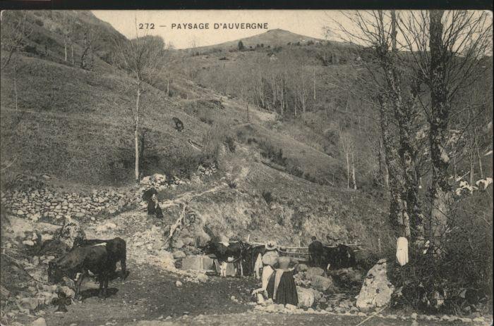 Auvergne Region L'Auvergne  * /  /