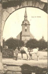 Stenay Lucy Stenay Soldat Pferd x / Stenay /Arrond. de Verdun