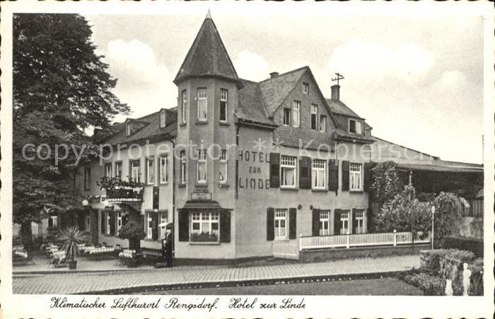 Rengsdorf Hotel zur Linde Kat. Rengsdorf