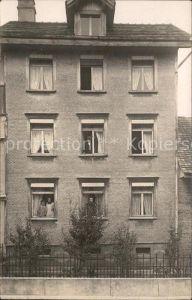 Niederuzwil Wohnhaus Kat. Niederuzwil