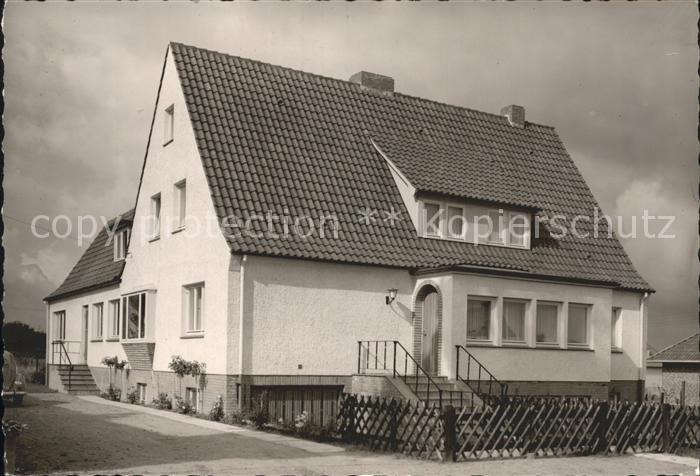 Scharbeutz Haus Hannover Nr ww oldthing