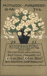 Bremen Karte zum Kinderhilfstag Kat. Bremen