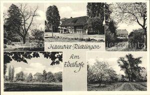 Ricklingen am Edelhofe Kat. Hannover