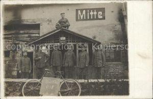 Regiment LIR 032 Landwehr LIR 32 Portrait Soldat Weltkrieg