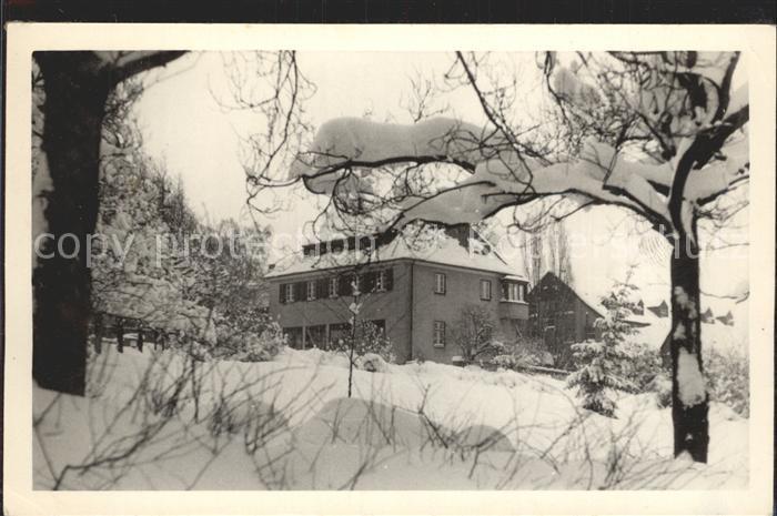 Bernsbach Villa Kat. Bernsbach
