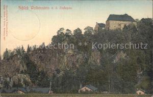 Wolkenstein Erzgebirge Schloss Wolkenstein Kat. Wolkenstein