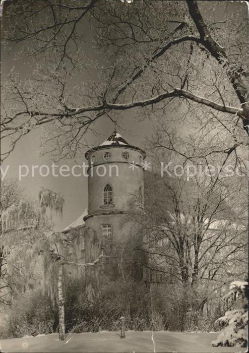 Baerenstein Annaberg Buchholz Erholungsheim Schloss Baerenstein Kat. Baerenstein