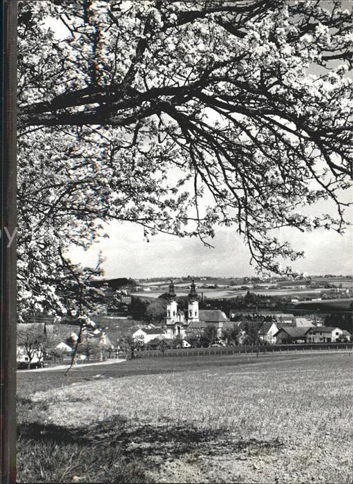 Fuerstenzell Katholische Pfarrkirche Kat. Fuerstenzell