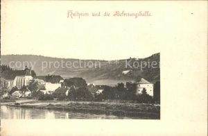 Kelheim Befreiungshalle / Kelheim Donau /Kelheim LKR