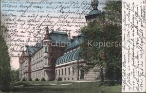 Regensburg Schloss Fuerst von Thurn und Taxis / Regensburg /Regensburg LKR