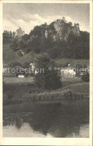 Riedenburg Altmuehltal mit Eggersberg Kat. Riedenburg
