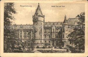 Regensburg Schloss Thurn und Taxis / Regensburg /Regensburg LKR