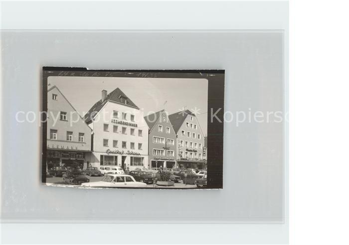 Neumarkt Oberpfalz Gasthaus Kat. Neumarkt i.d.OPf.
