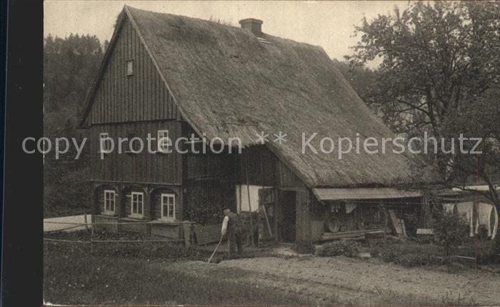 Hainewalde Bauernhaus Kat. Hainewalde