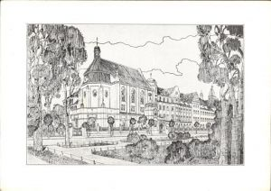 Regensburg Institut BMV Englische Fraeulein / Regensburg /Regensburg LKR