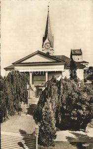 Uster ZH Schloss Kirche Kat. Uster