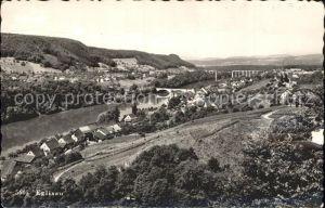 Eglisau Panorama Rhein Kat. Eglisau