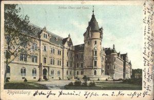 Regensburg Schloss Thurn und Taxis Kat. Regensburg